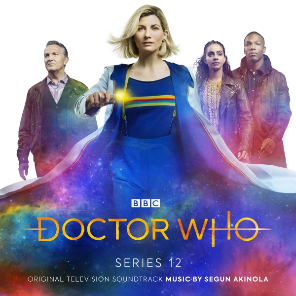 Doctor Who Series 12 OST Out Now!