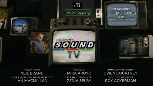 Segun Appears on The Sound of TV With Neil Brand