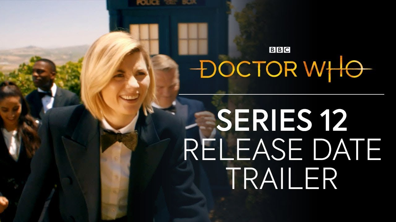 Doctor Who Series 12 Trailer 2