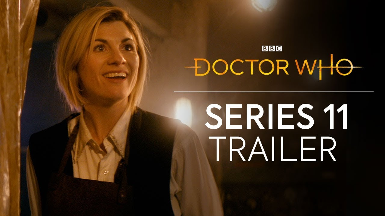 Doctor Who Series Trailer