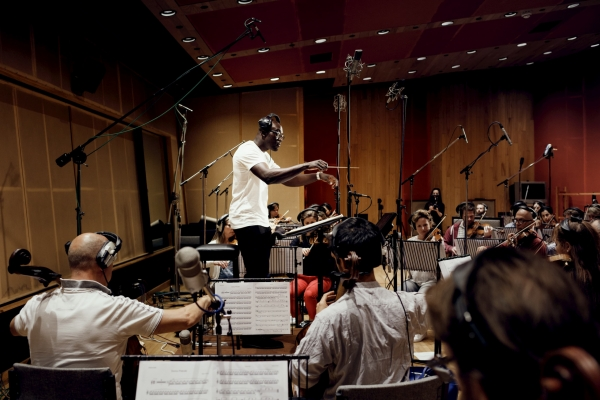 Segun composes 'Dorico Prelude' for Dorico 3