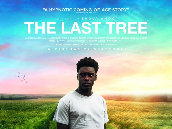 'The Last Tree' to be released in cinemas on 27th September