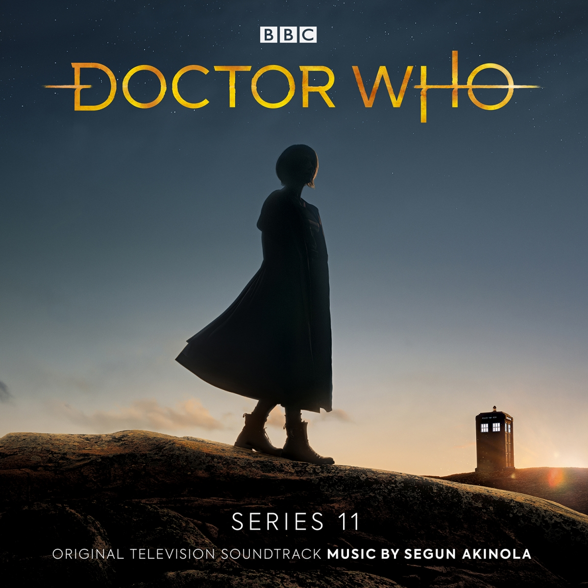 Doctor Who Series 11 OST Out Now!