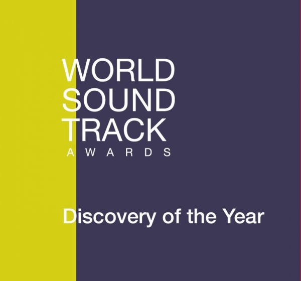 Segun nominated for World Soundtrack Award!
